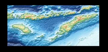 Basemap Nusa Tenggara Timur